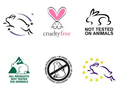 logos no testado en animales