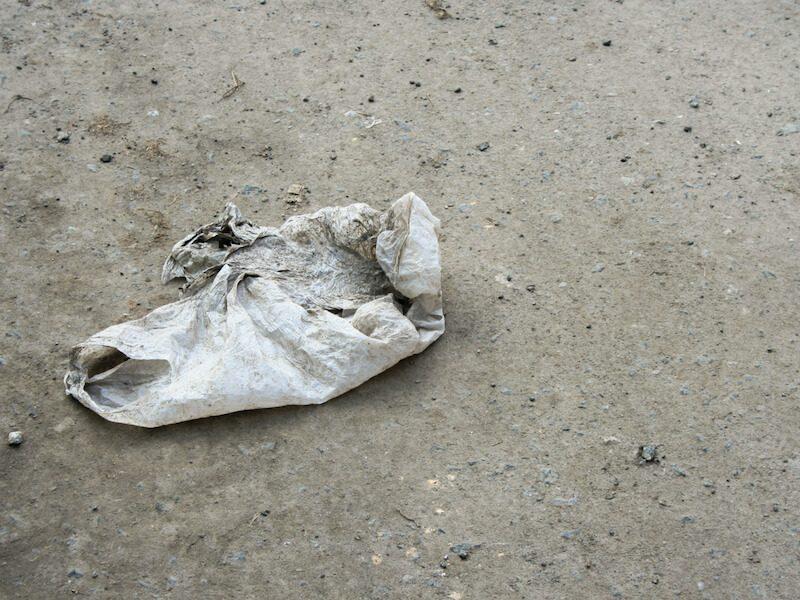 impacto medioambiental de las bolsas de plastico